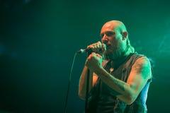 Folkstone στη λέσχη MI 04-11-2017 ζωντανής μουσικής Στοκ εικόνες με δικαίωμα ελεύθερης χρήσης