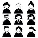 Folksymboler Fotografering för Bildbyråer