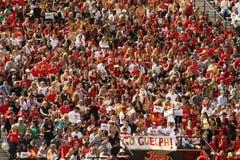 Folla Fotografia Stock