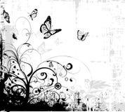 Follaje de la esquina libre illustration