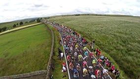 Folle al Tour de France Immagine Stock Libera da Diritti