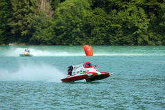 folloni европы f1000 чемпионата powerboating Стоковое Фото
