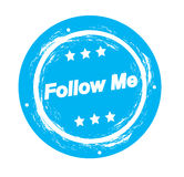 Follow me Stock Photography