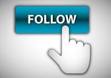 Follow me Stock Images