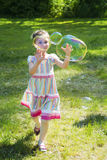 Follow Soap Bubbles Stock Photos