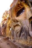 Folly. The crazy house, a folly in Dalat in Vietnam Royalty Free Stock Photos