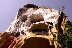 Folly. The HYang Nga tree villa in Dalat in Vietnam Royalty Free Stock Photo