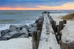 Free Folly Beach Soil Erosion Royalty Free Stock Photo - 52610995