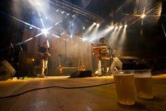 Folska和Foja音乐会 免版税图库摄影