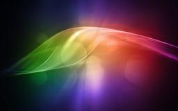 folujący tła abstrakcjonistyczny colour Zdjęcia Stock