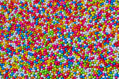 folujący cukierku kolor Fotografia Stock