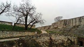 folwarczek ruin Zdjęcia Royalty Free