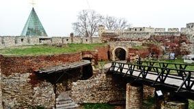 folwarczek ruin Zdjęcie Stock
