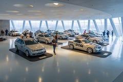 Fonctionnaire F1 et séries de DTM médicales et sécurité des voitures de Mercedes-Benz AMG Images stock