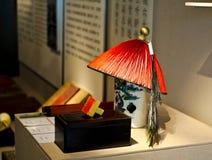 Fonctionnaires luxuriants de Qing Empire Image stock