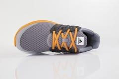 Fonctionnement d'Adidas d'espadrille Image libre de droits