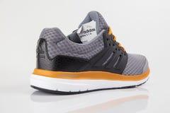Fonctionnement d'Adidas d'espadrille Photo stock