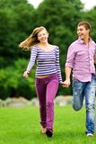 Fonctionnement de couples Image libre de droits