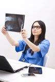 fonctionnement de docteur Photo libre de droits