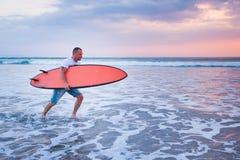 Fonctionnement de surfer Images libres de droits