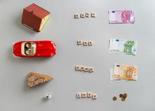 Fonctions Photographie stock libre de droits