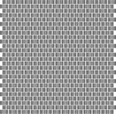 Fond à carreaux de recouvrement noir Image libre de droits