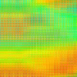 Fond à carreaux vert géométrique abstrait Images stock