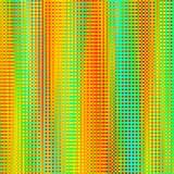 Fond à carreaux vert géométrique abstrait Photographie stock libre de droits