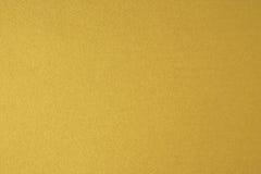 Fond éclatant de texture de feuille de papier d'or S photographie stock libre de droits