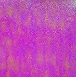 Fond éclatant olographe rose Texture de papier de contexte image libre de droits