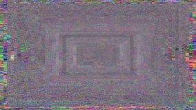 Fond éclatant rêveur nostalgique dynamique abstrait illustration de vecteur