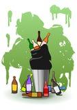 fond écologique Images stock