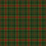 Fond écossais Image libre de droits