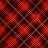 Fond écossais Images stock