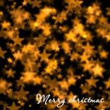 Fond élégant de Noël Images stock