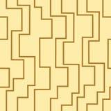Fond élégant des bandes de zigzag Illustration Stock