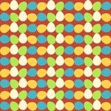 Fond élégant heureux de Pâques Image stock