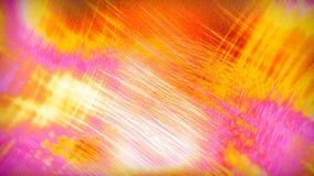 Fond élégant jaune de conception de l'industrie graphique d'illustration de rose orange beau illustration libre de droits