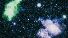 Fond élevé de gisement d'étoile de définition Texture étoilée de fond d'espace extra-atmosphérique Fond étoilé coloré d'espace ex Photographie stock libre de droits