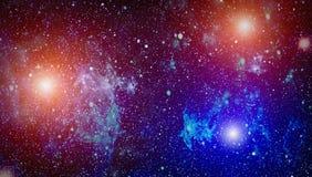 Fond élevé de gisement d'étoile de définition Texture étoilée de fond d'espace extra-atmosphérique Fond étoilé coloré d'espace ex Photographie stock