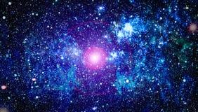 Fond élevé de gisement d'étoile de définition Texture étoilée de fond d'espace extra-atmosphérique Fond étoilé coloré d'espace ex Photos stock