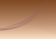 Fond 1 - brun illustration de vecteur