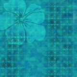 Fond 2 de batik Photographie stock