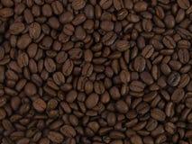 Fond 2 de grains de café Photographie stock libre de droits