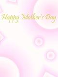 Fond 2 du jour de mère Photos libres de droits