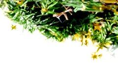 Fond 4 de Noël Photo libre de droits