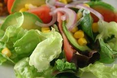 Fond 4 de salade photos stock
