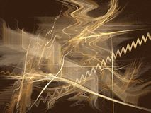 Fond, abstraction Image stock