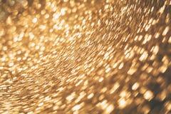 Fond abstrait élégant de fête avec des lumières de bokeh Photos stock