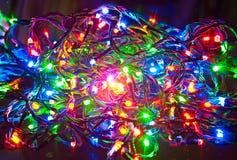 Fond abstrait électrique Images libres de droits